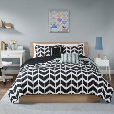 Buy Intelligent Design Piper Chevron Coverlet Set today at jcpenney.com. You deserve great deals and we've got them at jcp!