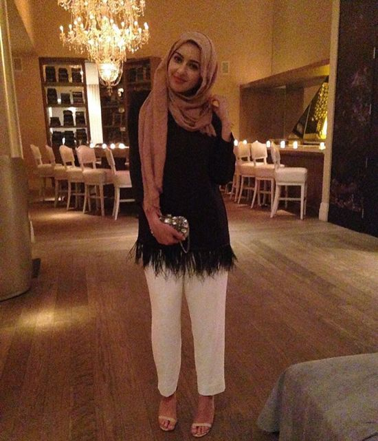 Muslim Girls Continue the Takeover at New York Fashion Week – Muslim Girl