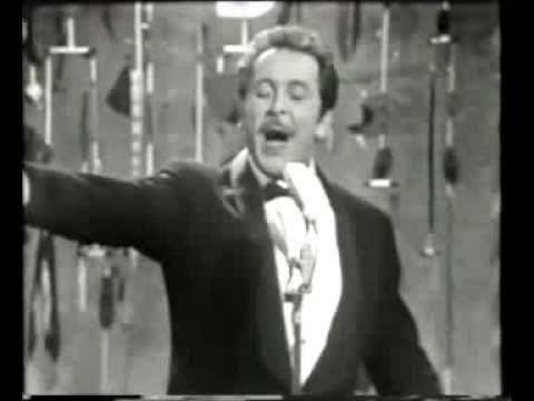 ▶ Eurovision 1966 Italy - Domenico Modugno - Dio, come ti amo - YouTube