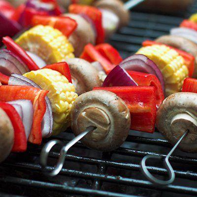 Vegetarische Barbeque