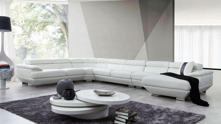 Lexington Leather Modular Lounge Option B - Lounge Life