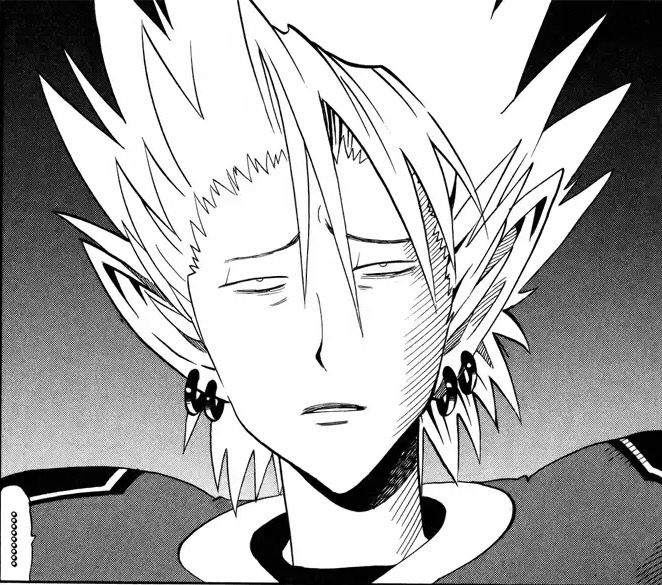 Eyeshield 21 Hiruma: Hiruma's Disappointed Face = Priceless