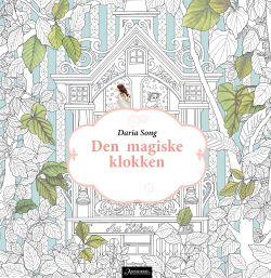 Internasjonal bestselger, solgt til 17 land. Sett farge på Mikas magiske verden i denne vakre fargeleggingsboken.