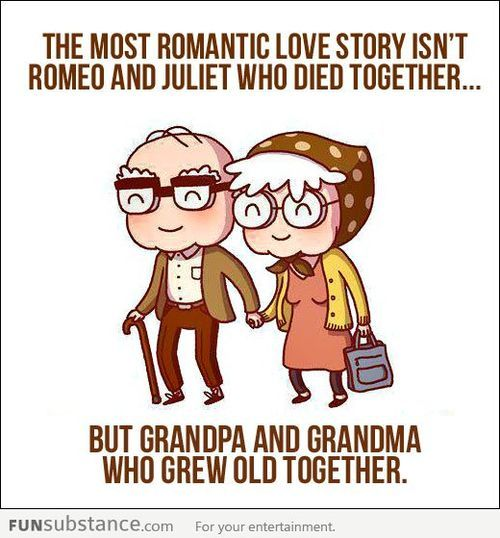 Best love story.: Real Love, Hold Hands, The Real, Quote, Comic Books, True Love, Romantic Love, So True, Old Couple