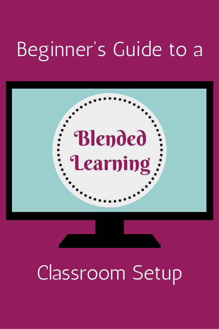 Beginner's Guide to Using a Blended Learning Classroom Setup: http://blog.aeseducation.com/2013/06/beginners-guide-to-using-a-blended-learning-classroom-setup/ #BlendedLearning #HowTo