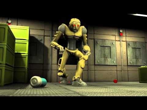 A tak w całości prezentuje się film naszego dyplomanta :) #movie #animacion3d #animacja3d #AkademiaAnimacji3d #Drimagine #robot #maya #diploma