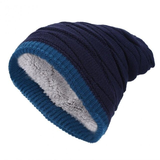 30f07aeb8 Unisex New Brand Skiing Snowboard Caps Warm Winter Knitting Hats For ...