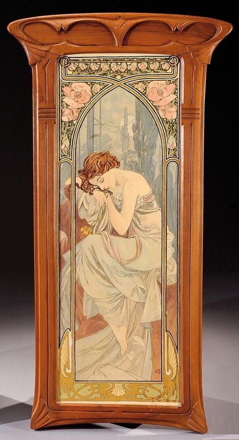 1514 best Art Nouveau/Arts & Crafts Art, Book Covers, Bookplates ...