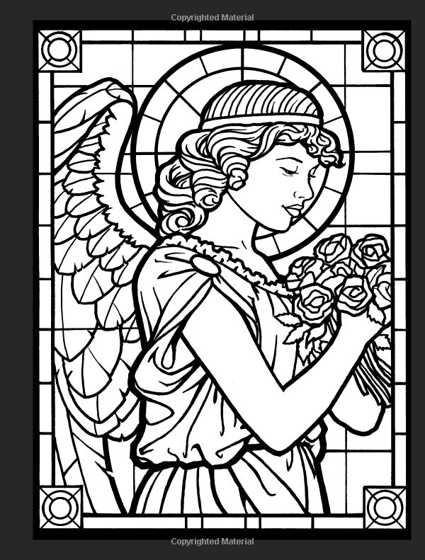 Angles coloring pages ~ 24160 best coloriage images on Pinterest | Coloring books ...