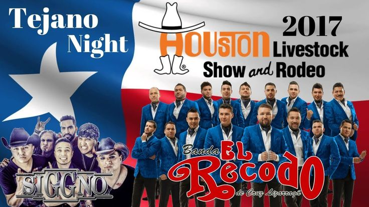 2017 Houston Rodeo | Tejano Night | Banda El Recodo & Grupo Siggno Come and join us in our 2017 Houston Rodeo Tejano Night! We will show you a bit of the carnival side the concert and the agriculture displays that they had at the World's Largest / Biggest Rodeo! Let us know your thoughts! What do we need to improve on? Thank you for watching... Don't forget to Like Comment & SUBSCRIBE!!!! -Rigo Morales