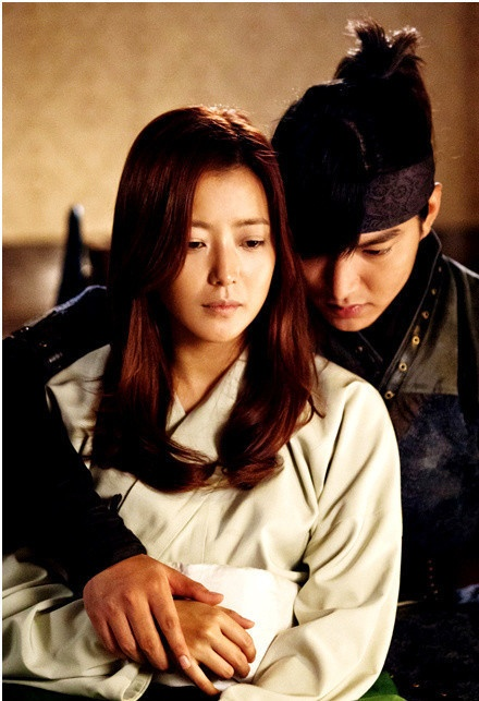 Eun Soo and the man, the Great Woodalchi Choi Young aka Lee Min ho from the past she was promised. Faith: the Great Doctor - still my #1