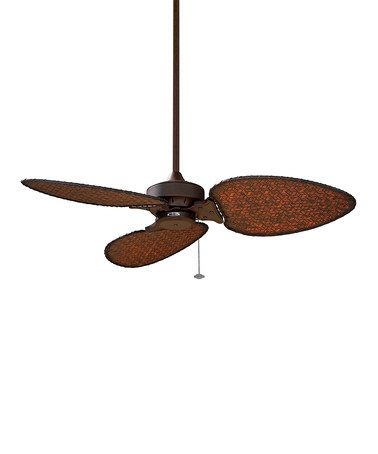 This Rust Windpointe Ceiling Fan is perfect! #zulilyfinds