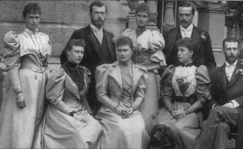 Hessian and Russian royals