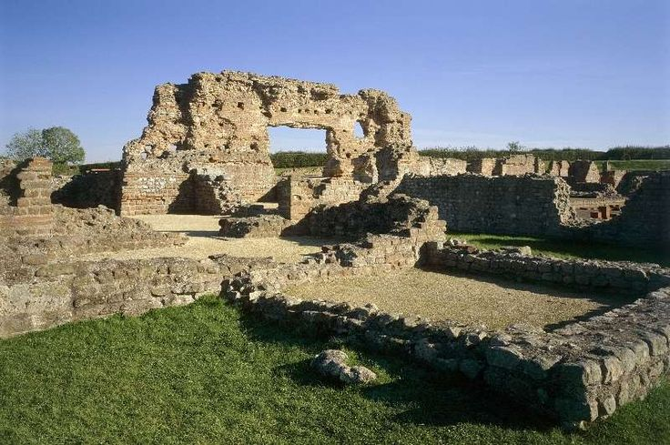 Wroxeter Roman City | English Heritage - Shropshire