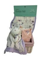 40 best organic baby gifts images on pinterest organic baby organic personalized baby girl basket will be a super cute baby shower gift for negle Gallery