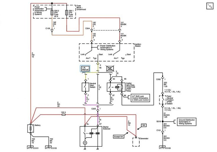 2005 Aveo Starter Wiring Connections Help Please Inside Diagram