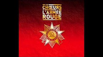 Les Choeurs de l'Armee Rouge MVD - Kalinka (Russian Popular Dance - Danse Russe Folklorique) - YouTube