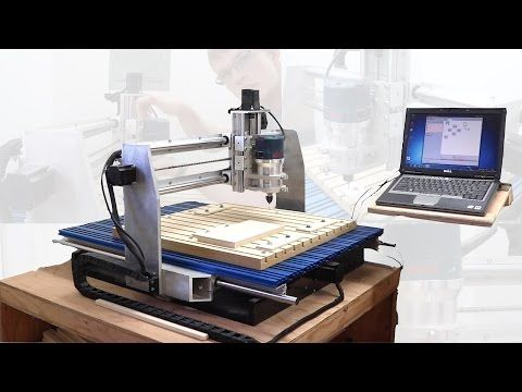All about my CNC machine - YouTube
