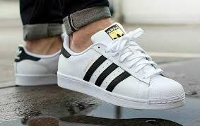 Image result for adidas superstar trainers fashion