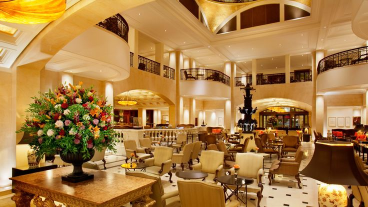 HOTEL | ADLON KEMPINSKI | BERLIN | GERMANY Lobby