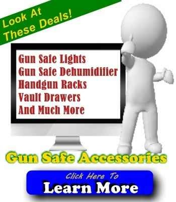 Gun Safe Accessories - Find Gun Safe Accessories Like A Door Panel Organizer, Gun Safe Lighting Kits, Gun Safe Dehumidifier & Much More!  Click Here To See More!