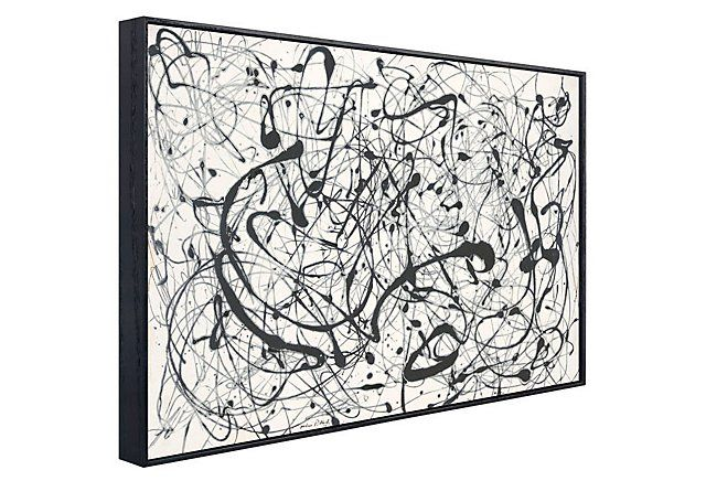 Jackson Pollock, Number 14: Gray | Museum Classics | One Kings Lane