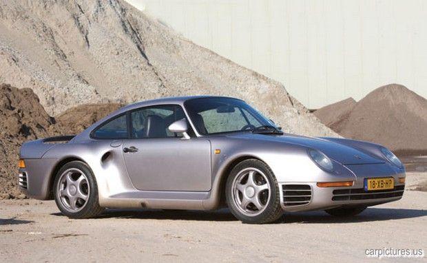 1987 Porsche 959.