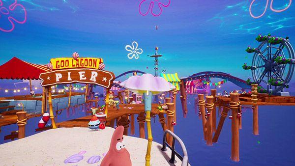 Spongebob Squarepants Battle For Bikini Bottom Rehydrated Welcome To Goo Lagoon Trailer In 2020 Spongebob Squarepants Squarepants Spongebob