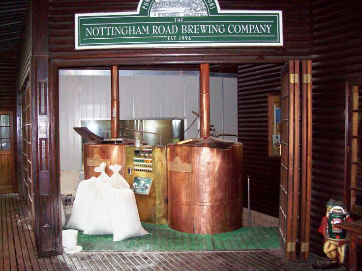 Craft beer on the brew at the Nottingham Road Brewing Company, KZN Midlands Meander, South Africa. More info: www.midlandsmeander.co.za