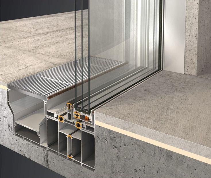 16 best vidrio y aluminio images on Pinterest Architectural