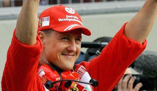 """Sabine Kehm, mánager del alemán Michael Schumacher, comentó que el siete veces campeón del mundo de Fórmula 1 """"sigue progresando"""" con su recuperación, durante un evento promocional."""
