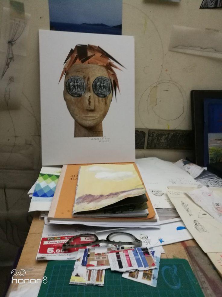 NIKOLAOS A. HOUTOS art studio