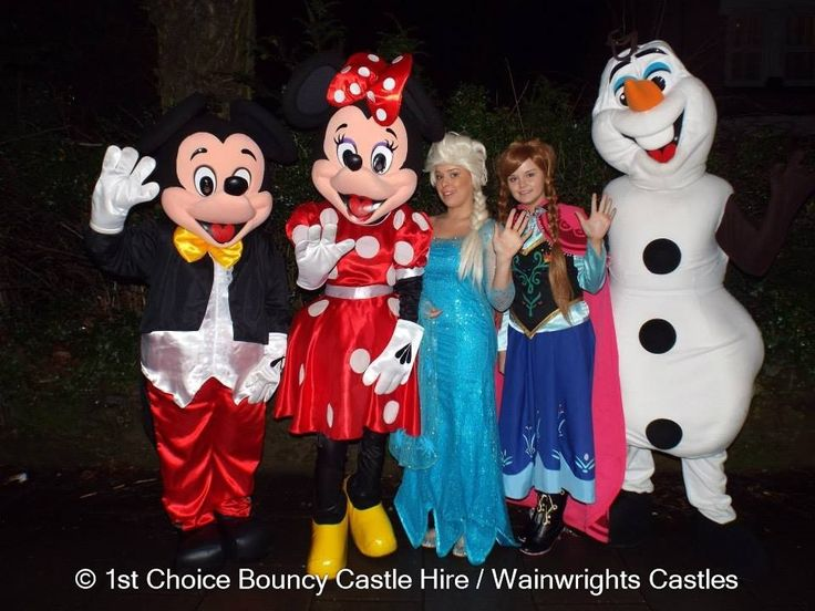 Mascots Moms and Dads, bring your child's favourite character to life and give them a special day to remember. Hire your children's favourite character and see the joy and excitement it will The a..