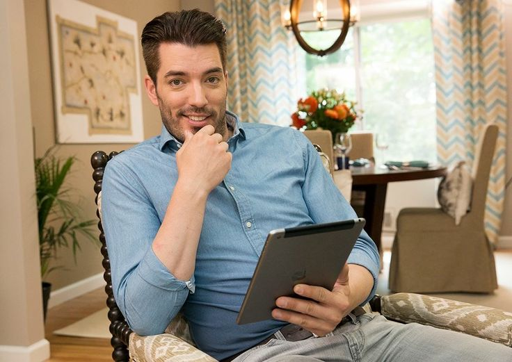 6654 best scott brothers images on pinterest scott for Is jonathan from property brothers gay