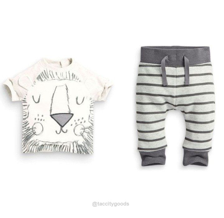 Baby Boy Two Piece Clothing Set-Baby Clothing-Tac City Goods Co. https://www.taccitygoods.com/products/baby-boy-two-piece-clothing-set