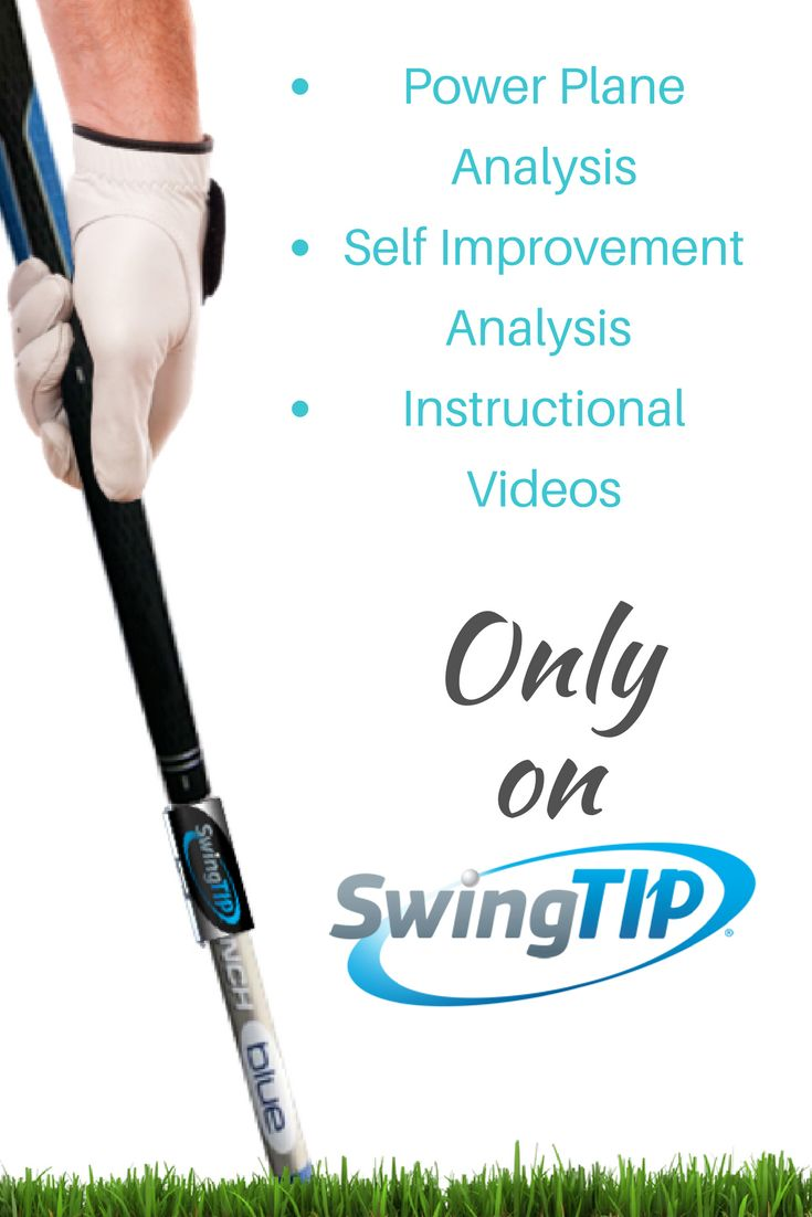 The only Golf Swing Analyzer that provides swing analysis and improvement tips with instructional videos.