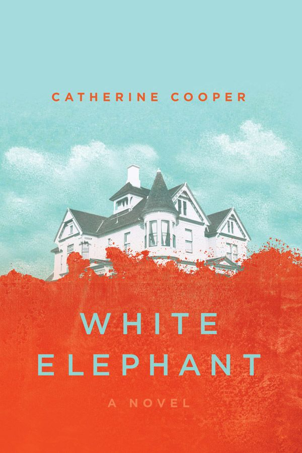 White Elephant, by Catherine Cooper (Freehand Books) http://www.freehand-books.com/books/white-elephant