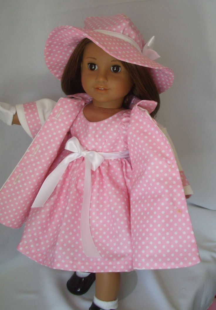 1000 images about 18 inch doll clothes and patterns on for Pinterest dolls