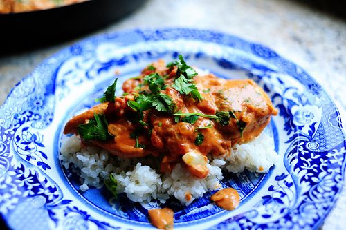 Amazing and very easy butter chicken recipe.