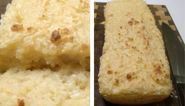 Este pão de tapioca é sensacional, gente!
