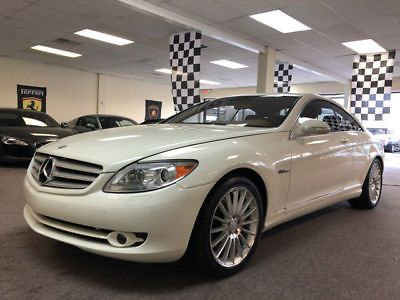 Mercedes-Benz CL-Class low mile cl550 free shipping warranty clean cheap luxury finance 550 loaded