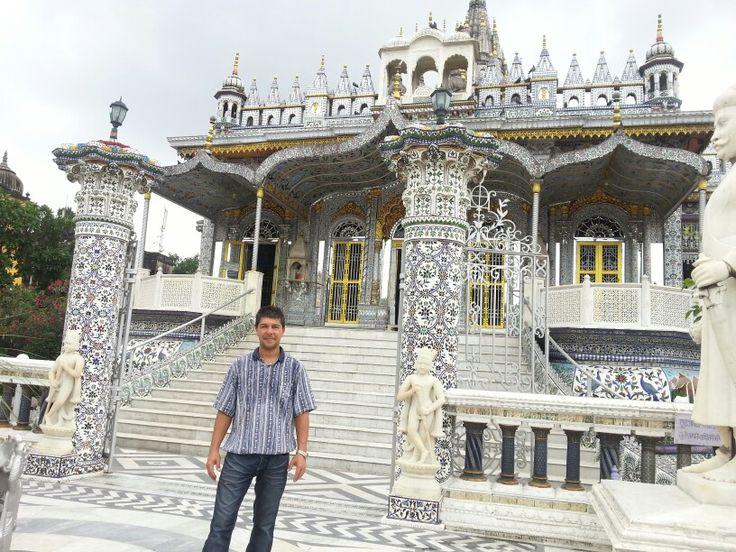 Tempio del #parnasath # Kolkata