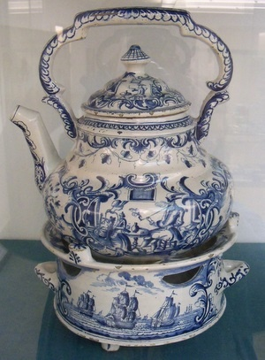 ❥ Teapot warmer