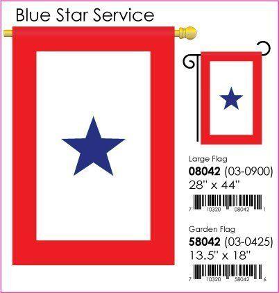 blue star flag history - photo #34