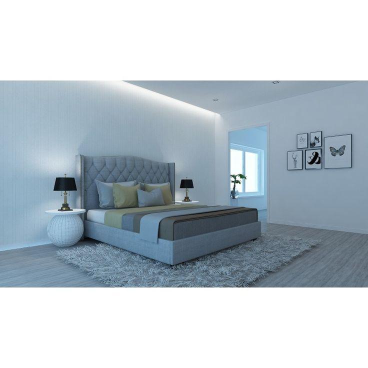 Newport Upholstered Bed Frame $3499