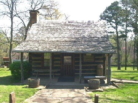 Sequoyah's Cabin | Poets and Writers