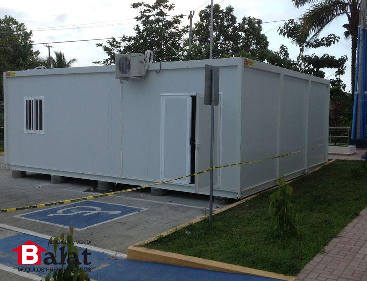 M s de 25 ideas incre bles sobre casetas prefabricadas en for Construccion modular prefabricada