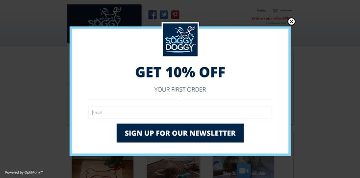 20 Awesome Popup Examples to Get More Email Subscribers Easily