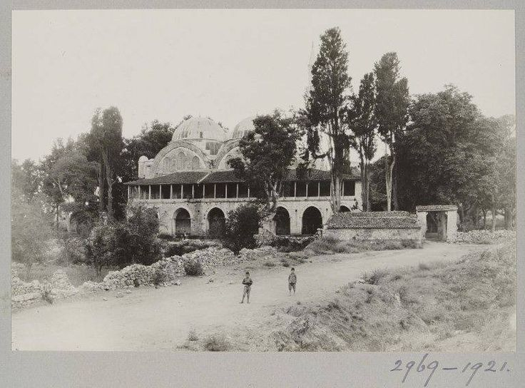 Piyale Paşa Camii, 1921