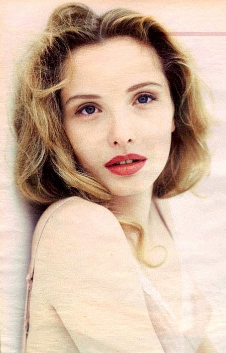 Julie Delpy - I LOVE her!